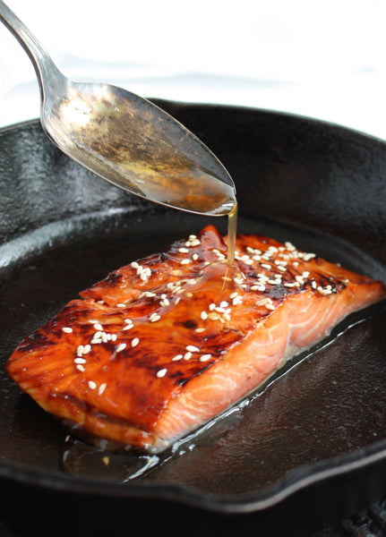 Ginger Soy Salmon | Gourmet Food Online