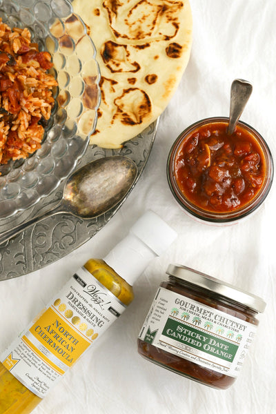 Moroccan Sauces Trio | Wozz! Kitchen Creations