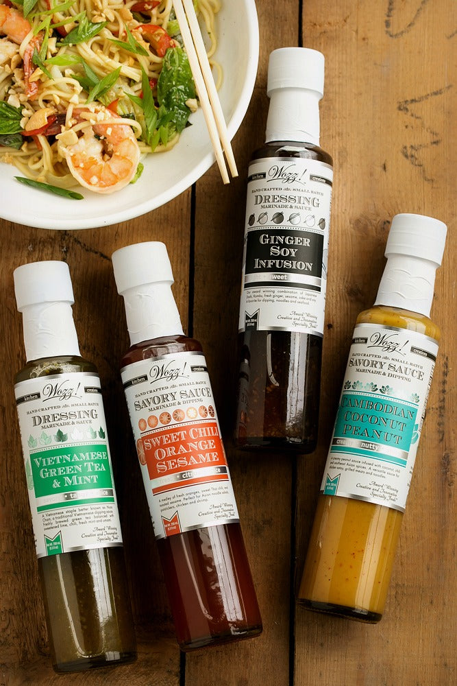 Best Selling Stir Fry Sauces | Wozz! Kitchen Creations