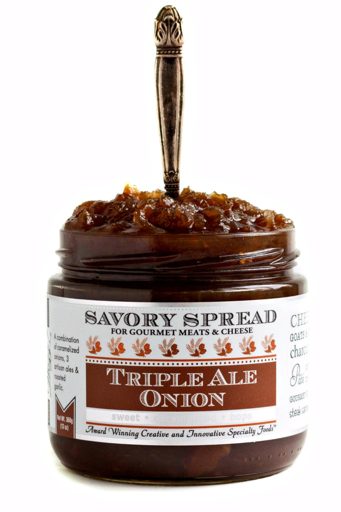 Triple Ale Onion Spread | Wozz! Kitchen Creations