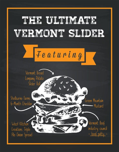 Vermont Ultimate Burger