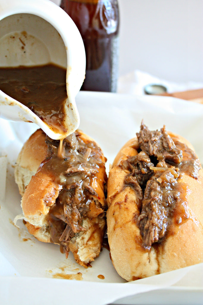 Beef and Gravy Rolls | Wozz! Kitchen Creations | Recipes