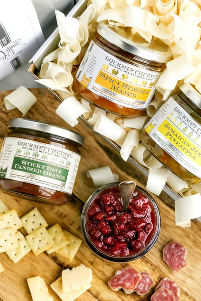 Chutney Gift Set | Wozz! Kitchen Creations