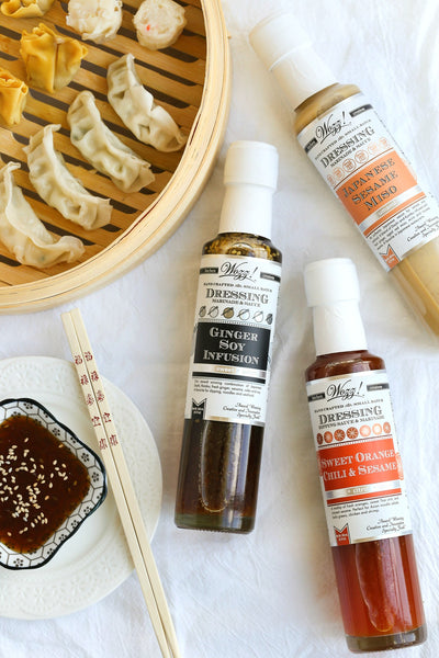 Asian Sauces Trio | Wozz! Kitchen Creations