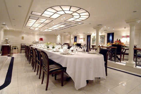 Dinning Room for 32 Guests