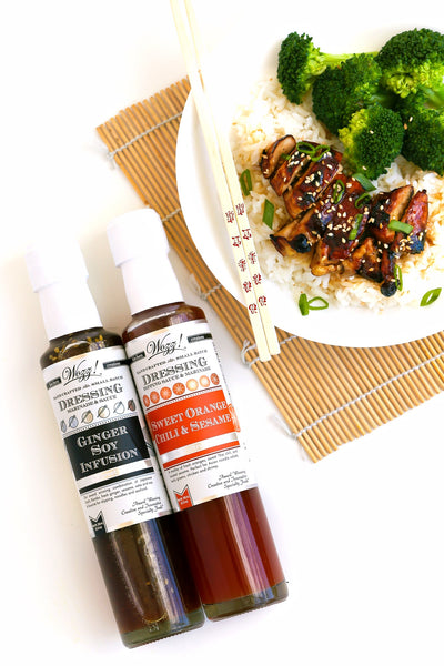 Stir-Fry Sauces | Wozz! Kitchen Creations
