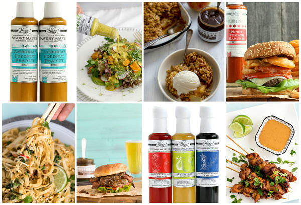 Wholesale Gourmet Foods | Wozz! Kitchen Creations