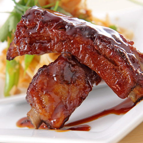 Hoisin Pork Ribs Recipe | Wozz! Kitchen Creations