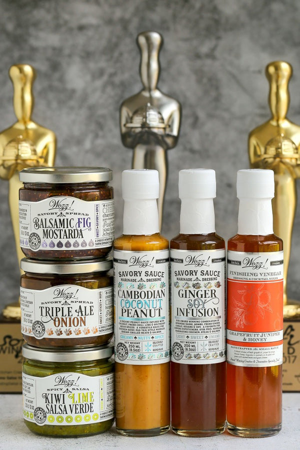 Best Condiments and Sauces | Award Winning Condiments and Sauces