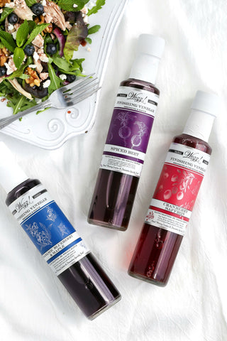 Flavored Vinegar Set For Salad