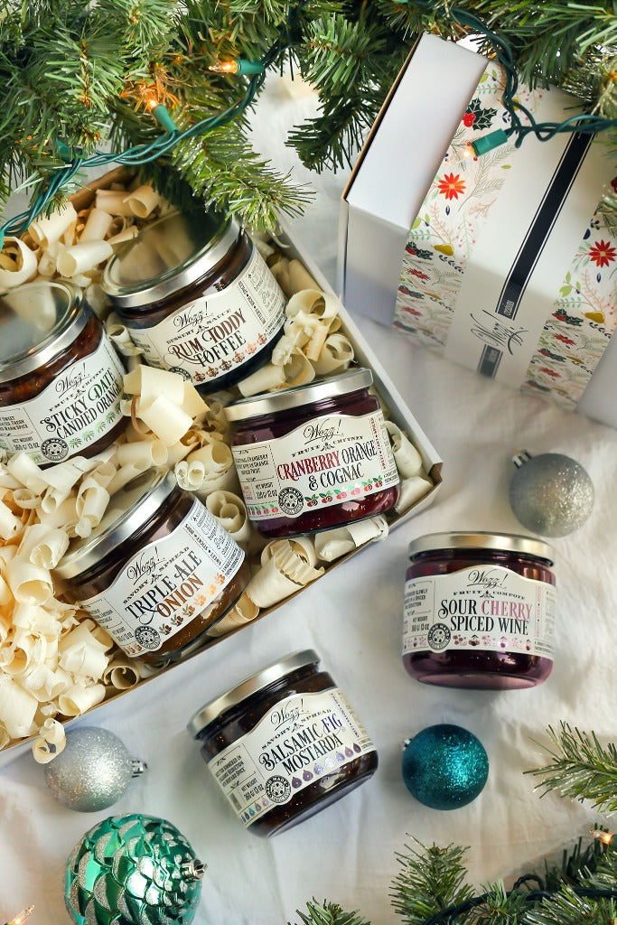 Gourmet Spreads For Entertaining | Spreads and Jams For Holiday Appetizers and Meals | Gourmet Spreads For Cheese and Entertaining