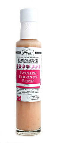 Lychee Coconut Lime Dressing | Wozz! Kitchen Creations