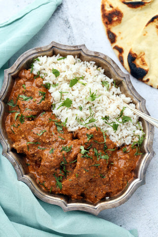 Indian Tomato Butter Chicken Recipe