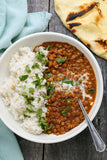 Moroccan Tomato Lentil Coconut Curry