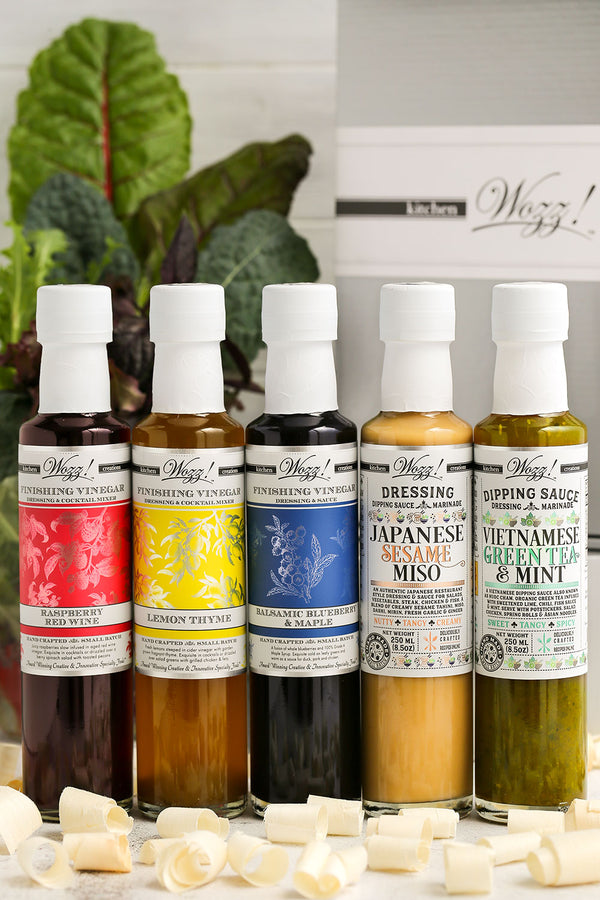 Salad Lovers Gourmet Gift Box | Salad Dressings Gift