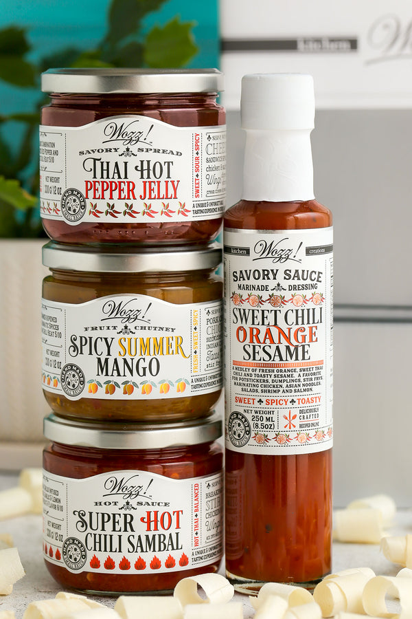 Sweet Chili Sauces Set