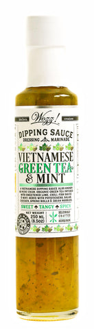 Vietnamese Nuoc Cham Dressing and Dipping Sauce