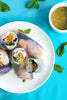 Rice Paper Rolls with Nuoc Cham | Wozz! Kitchen Creations