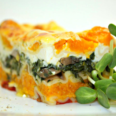 Butternut Squash Lasagna | Wozz! Kitchen Creations | Recipes
