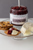 Sour Cherry Spread Condiment Pairing with Cheese