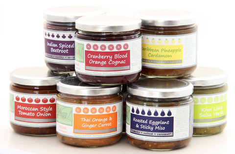 Gourmet Condiments | Gourmet Food Online | Wozz! Kitchen Creations