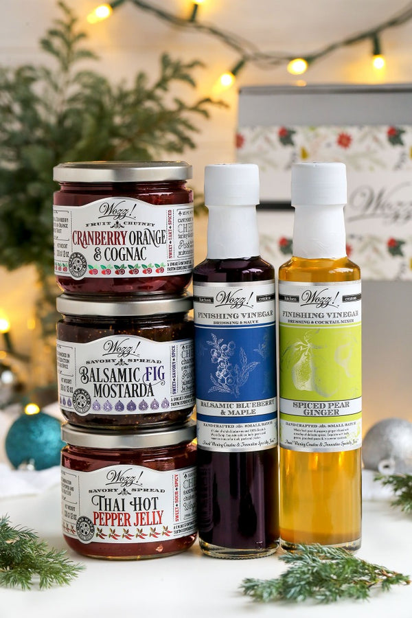 Gourmet Holiday Gift Set