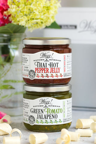 hot pepper jelly duo