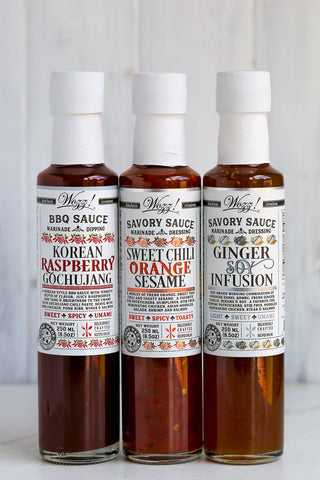 Sauces For Salmon | Sauces For Chicken | Glazing Sauces For Salmon and Chicken