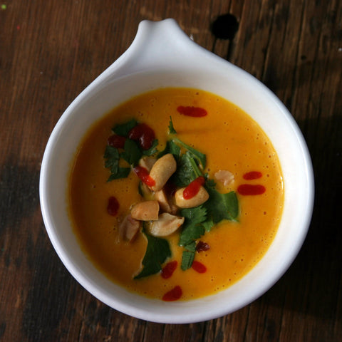 Thai Carrot Orange Soup