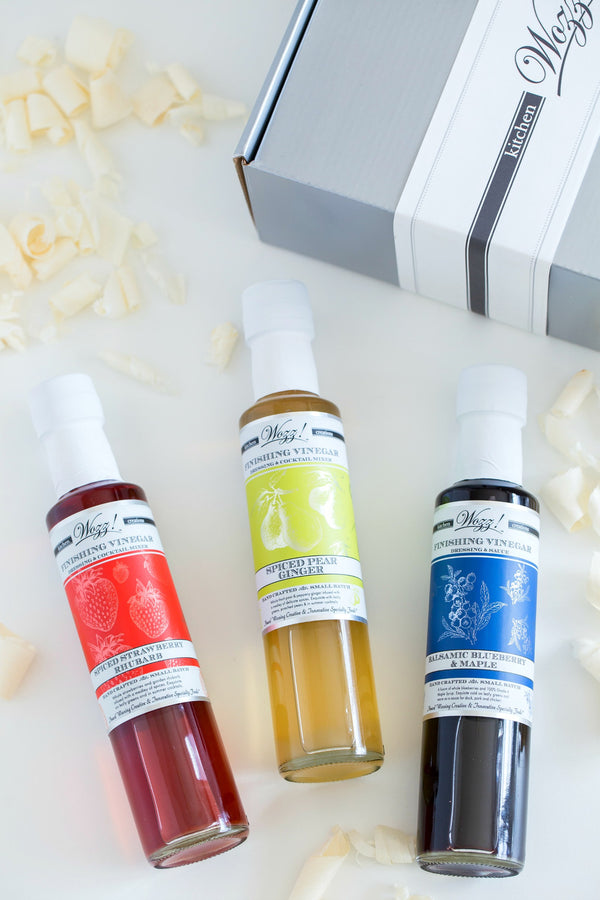 Vinegar Gift Box | Unique Food Gifts | Wozz! Kitchen Creations