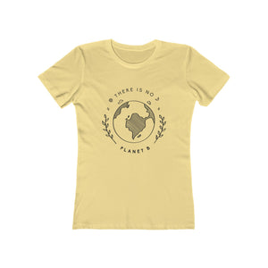 There Is No Planet B (Women's) Boyfriend T-shirt