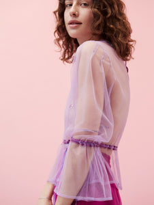 Kite Blouse Lilac