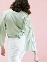 Load image into Gallery viewer, Dynasty Blouse Mint