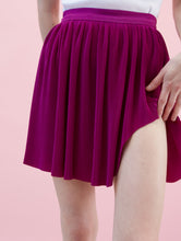 Load image into Gallery viewer, Swirl Skirt Purple
