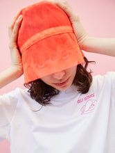 Load image into Gallery viewer, Bucket Hat Tangerine