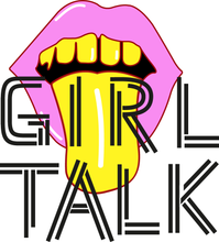 Load image into Gallery viewer, GIRL TALK T-SHIRT