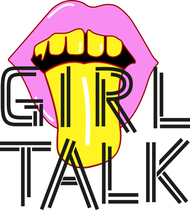 GIRL TALK T-SHIRT