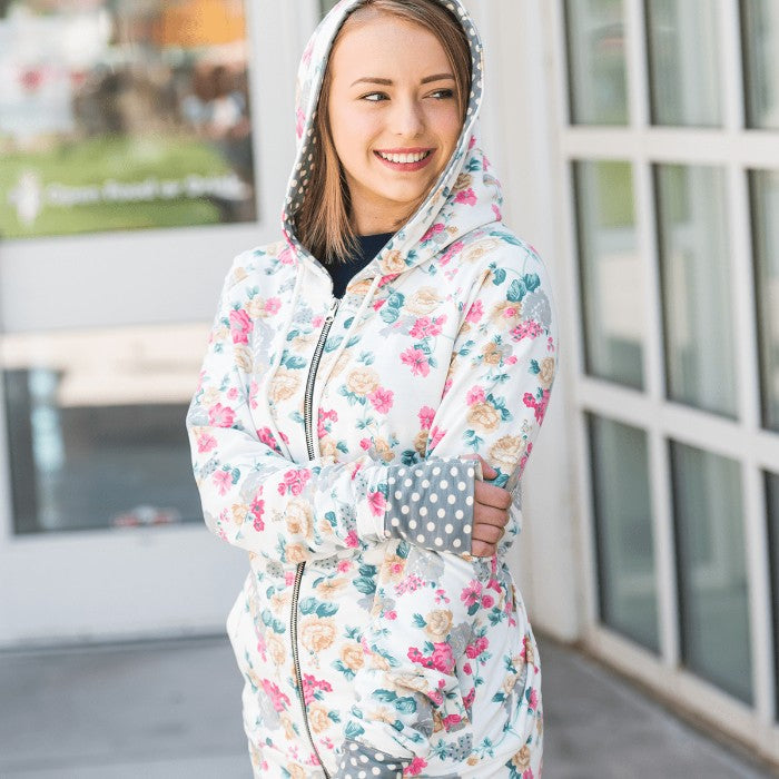 Perfect Poppy Hoodie shop7degrees