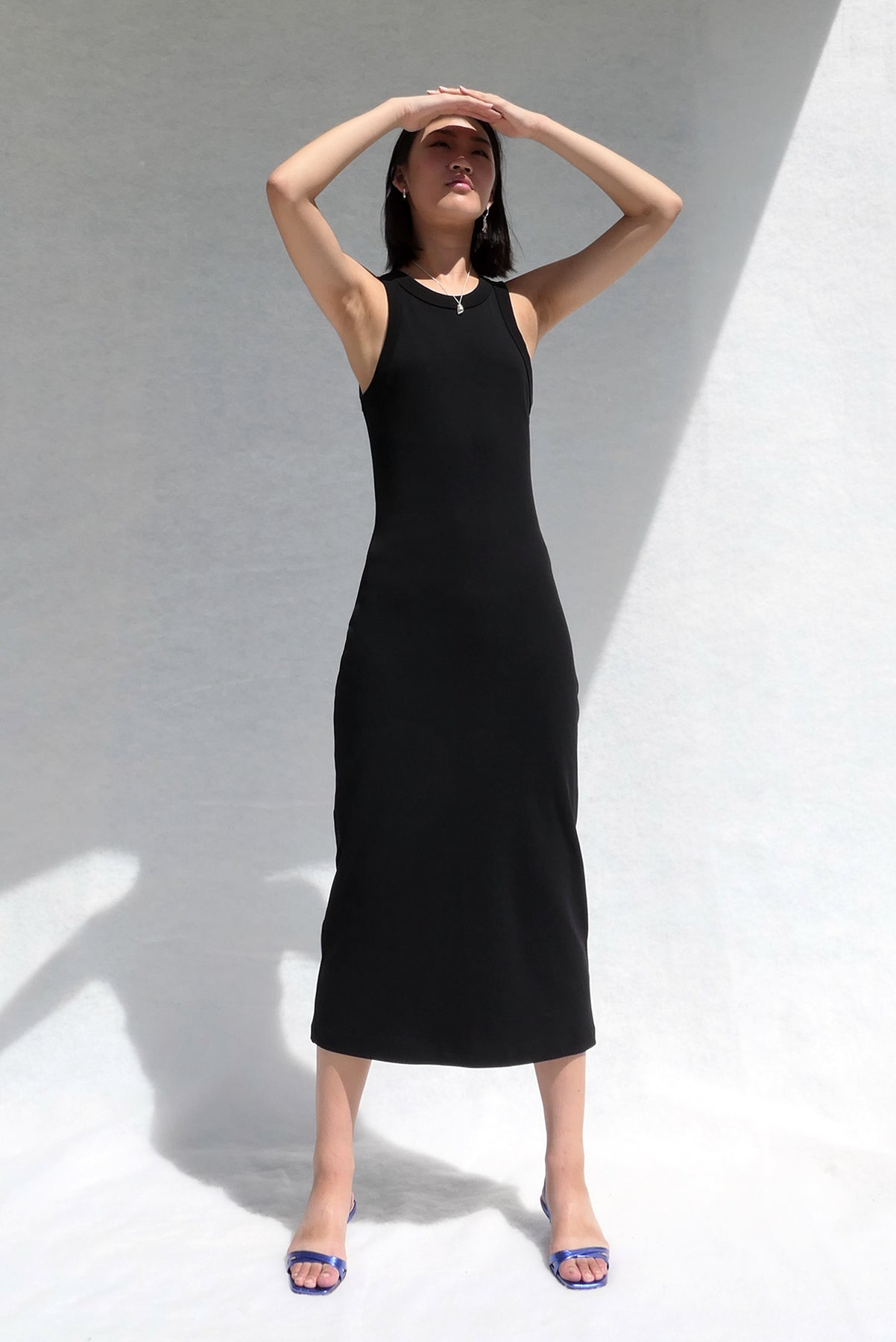 Turtle Dress – Black