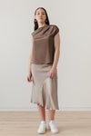 Moray Skirt - Mousse - LOCLAIRE