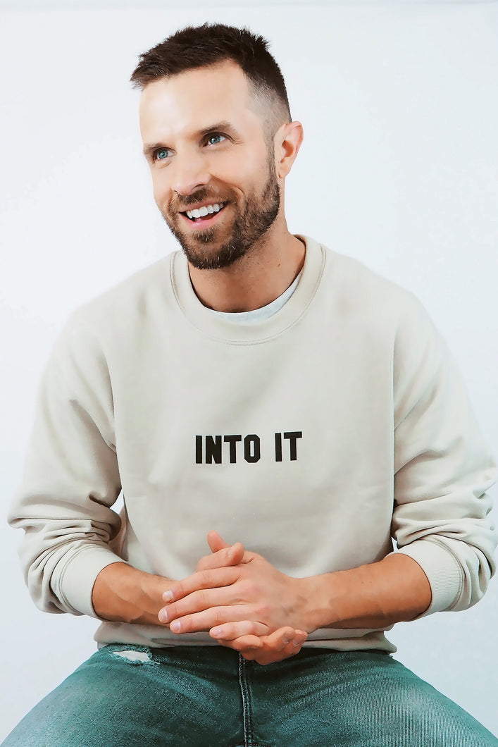 Into It Crewneck