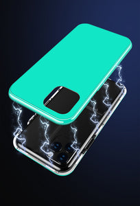 iPhone  TPU magnetic case