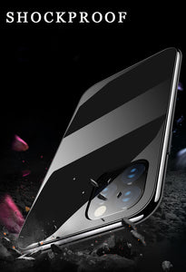 iPhone  TPU magnetic case shockproof