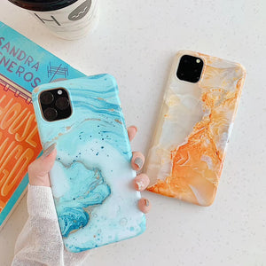 iPhone11 marble like case 10