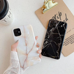 iPhone11 marble like case 11