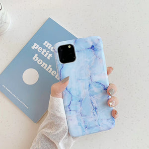 iPhone11 marble like case 13