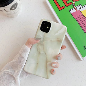 iPhone11 marble like case 14