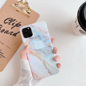 iPhone11 marble like case 16