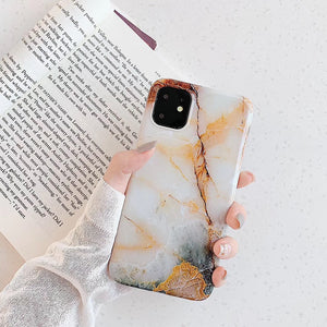 iPhone11 marble like case 21