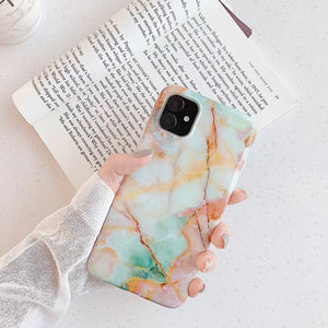 iPhone11 marble like case 23